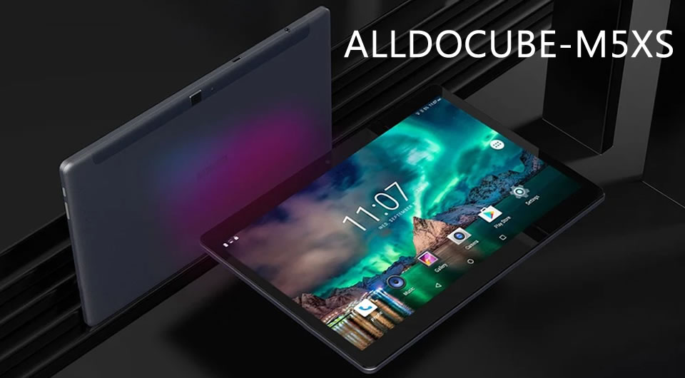 ALLDOCUBE M5XS 4G LTE Phablet Phone Tablet