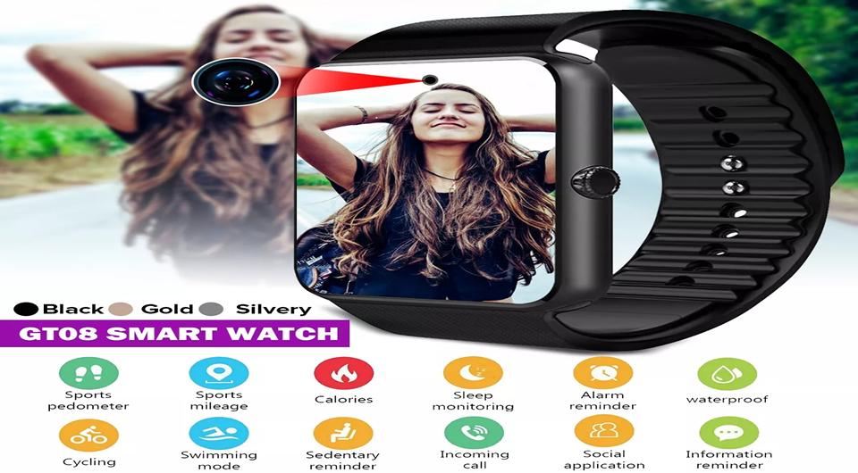 Bakeey GT108 GSM Smart Watch Phone