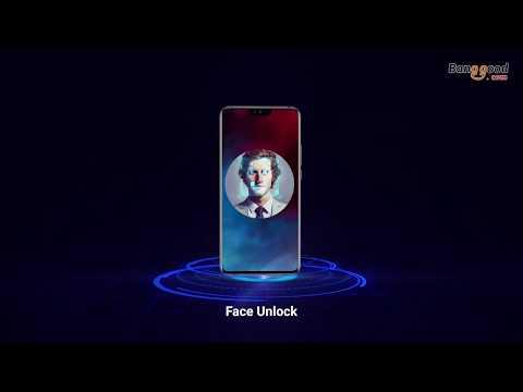 Ulefone T2 6.7 inch 16MP Dual Rear Camera 4G Smartphone Video