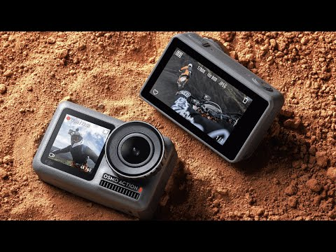 DJI Osmo 4K 60FPS HD Recordiing Waterproof FPV Action Camera Video
