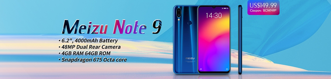 meizu-note-9-coupon-banggood