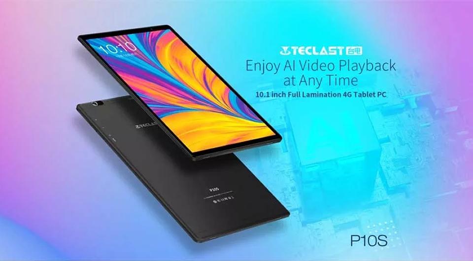 Teclast P10S Tablet PC 2GB RAM 32GB ROM