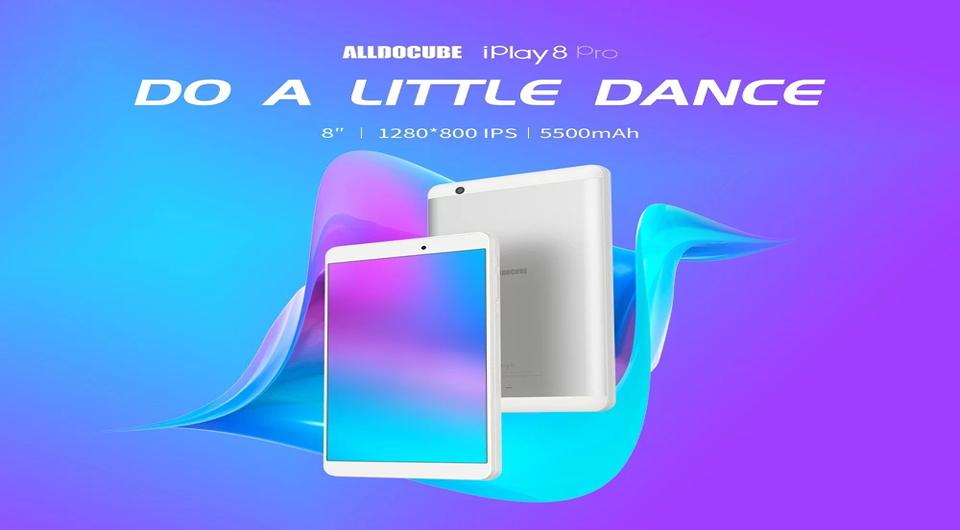 ALLDOCUBE iPlay8 Pro Phablet