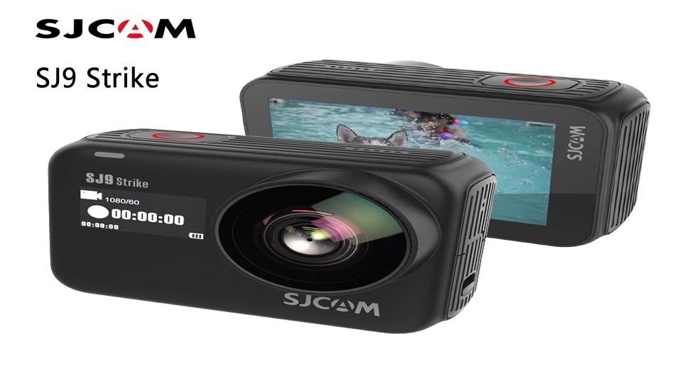 SJCAM SJ9 Strike 4K Sports Action Camera