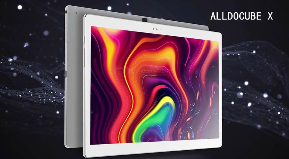 ALLDOCUBE X Tablet PC 4GB RAM 64GB ROM