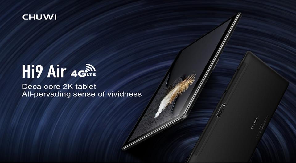 CHUWI Hi9 Air 4G Tablet PC 4GB RAM 64GB ROM