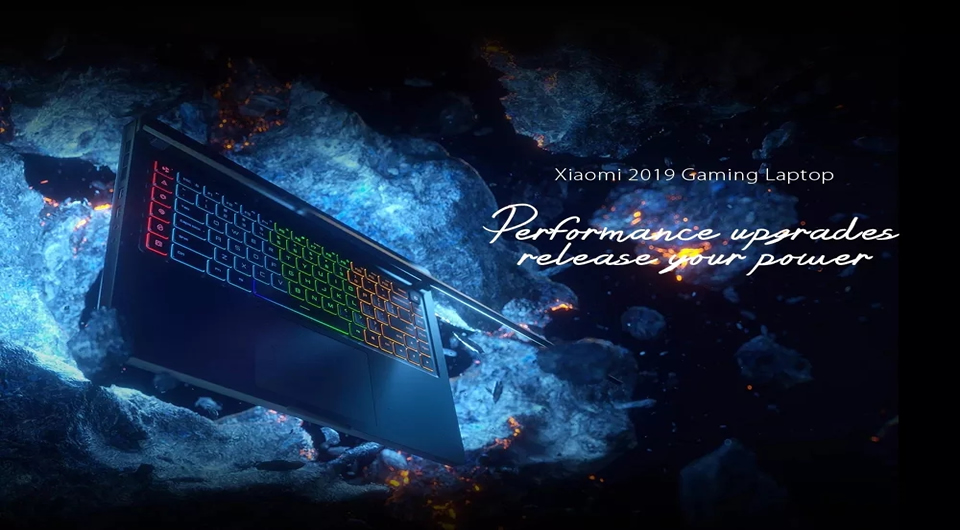 Xiaomi Gaming Laptop 16GB RAM 512GB PCle SSD