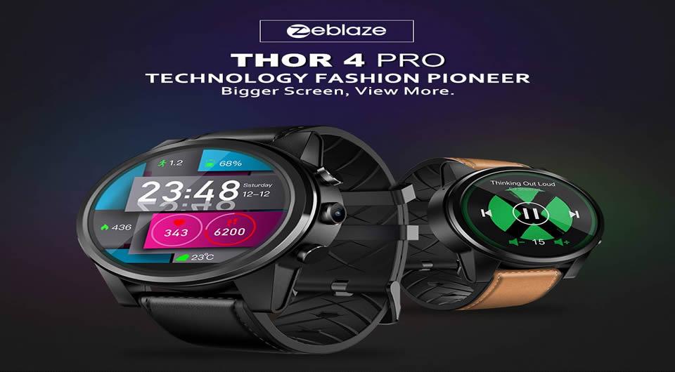 zeblaze-thor-4-pro-smartwatch-brown
