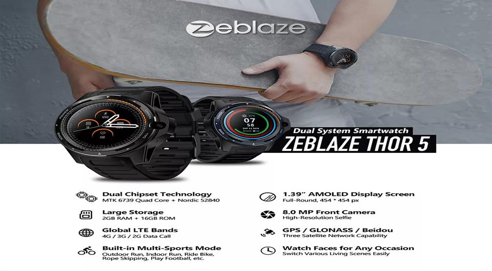zeblaze-thor-5-smartwatch-phone-black
