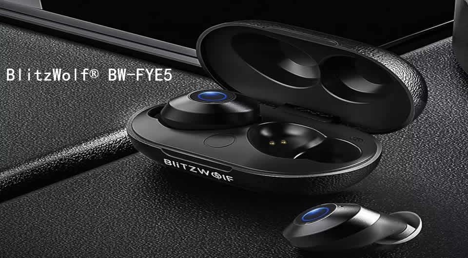 BlitzWolf® BW-FYE5 TWS bluetooth V5.0 Earphone