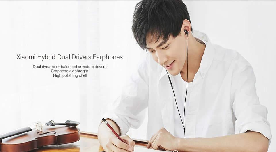 Xiaomi Hybrid 2 Graphene Earphone
