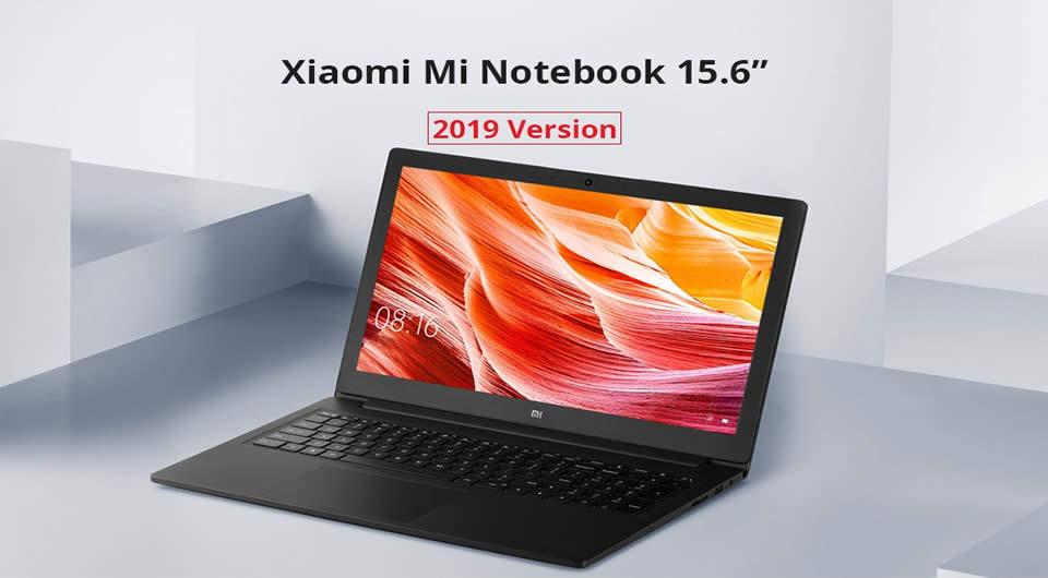 Xiaomi Mi Notebook 2019 – Dark Grey