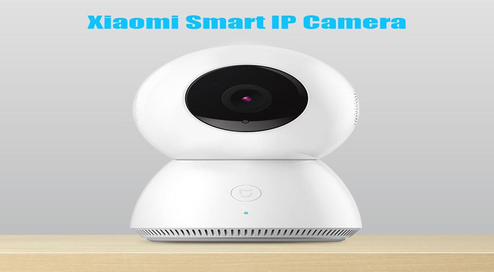 XIAOMI MIJIA Dome Home Camera 360 Degrees