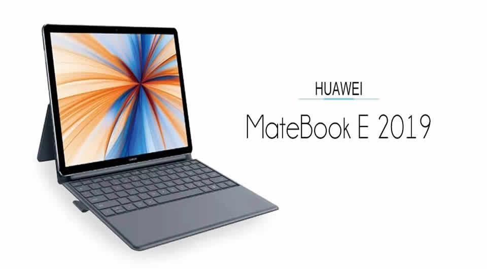 HUAWEI MateBook E 2019 Tablet