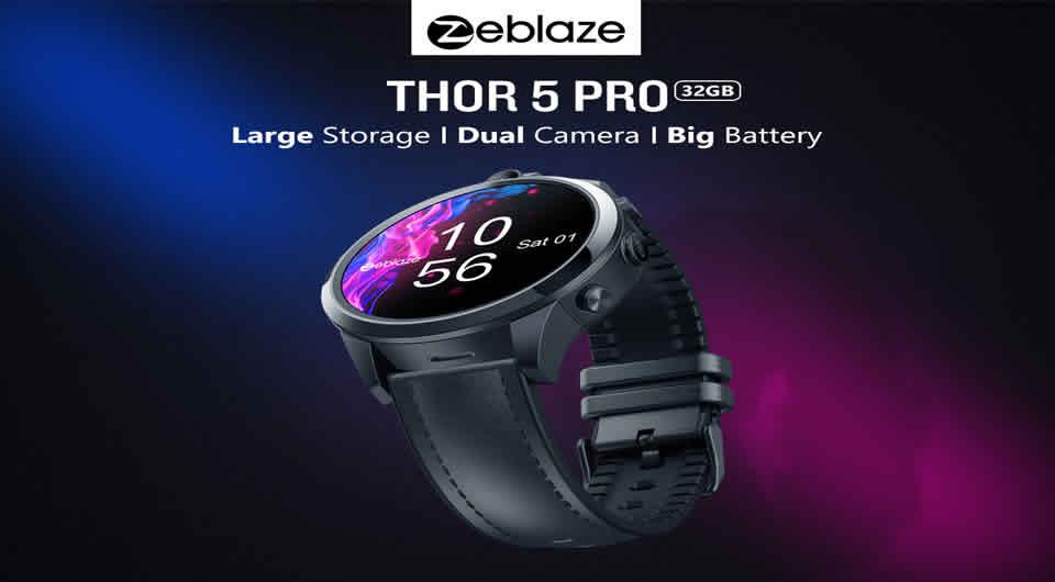 zeblaze-thor-5-pro-smart-watch-black
