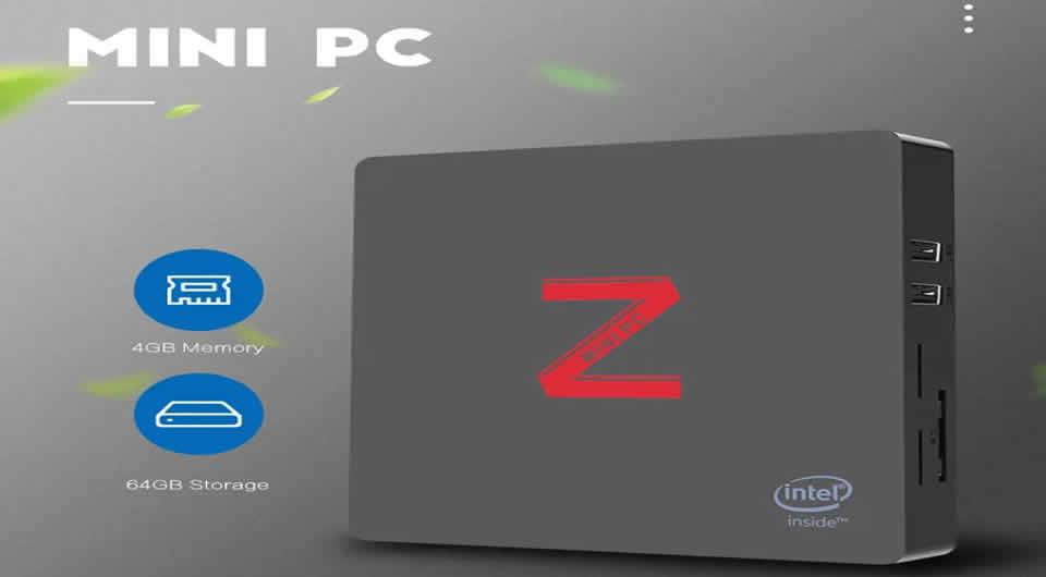 Beelink Z85 Mini PC