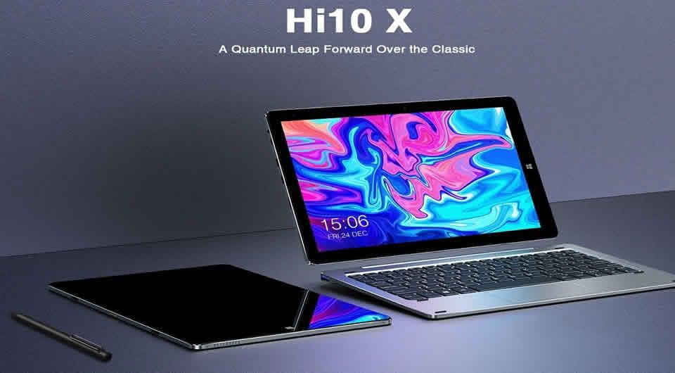 CHUWI Hi10 X Tablet