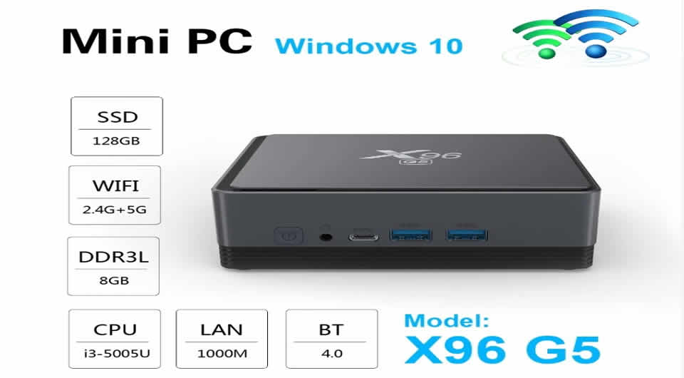 X96 G5 Mini PC