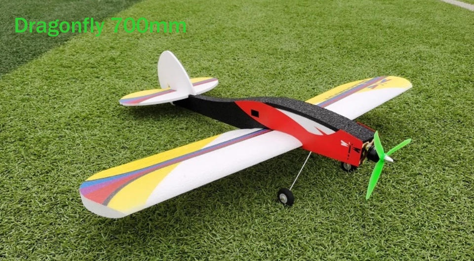 Dragonfly-700mm-RC-Airplane-Kit
