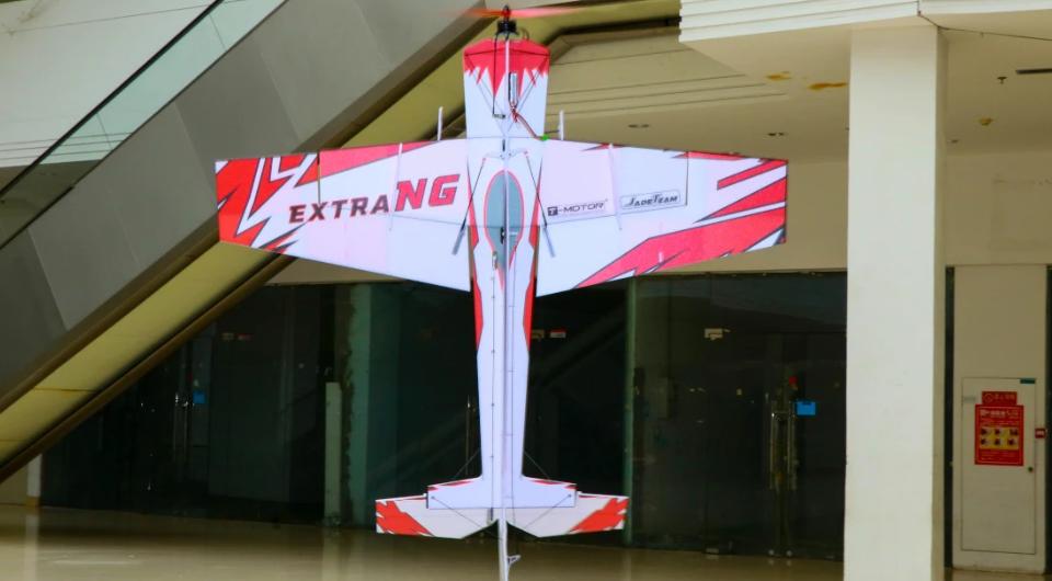 T-motor&Jade-Team-EXTRA-NG-3D-RC-Airplane KIT