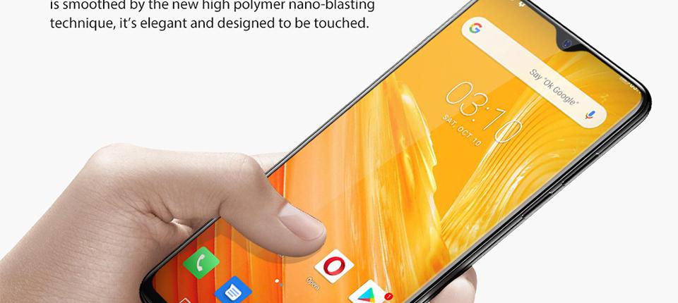 Blackview A60 Plus 4G Smartphone