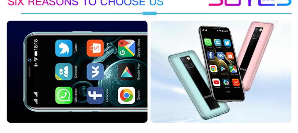 SOYES S10-H Whatsapp Mobile Phone